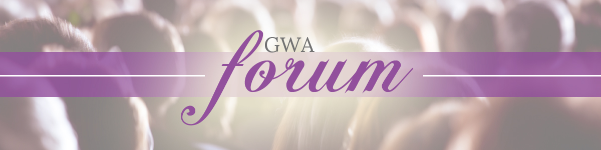 GWA Forum header