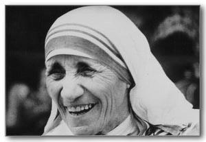 Paula Fellingham - Image of Mother Teresa